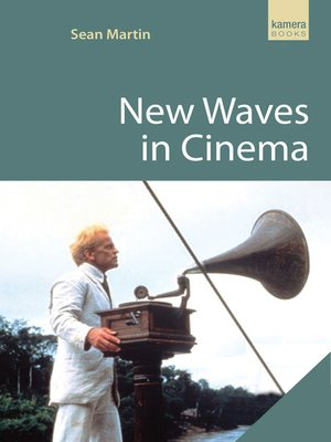cover image of New Waves in Cinema