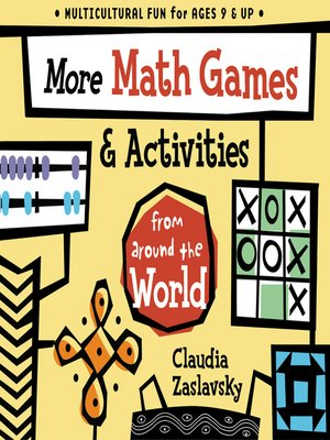 cover image of More Math Games & Activities from Around the World