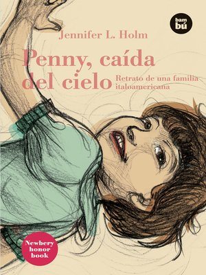 cover image of Penny, caida del cielo