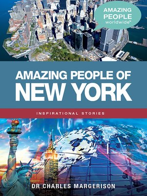 cover image of Amazing People of New York