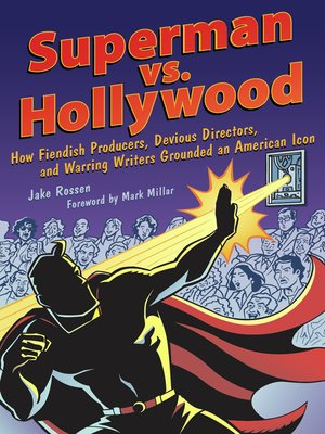 cover image of Superman vs. Hollywood