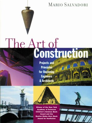 cover image of The Art of Construction