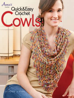 cover image of Quick & Easy Crochet Cowls