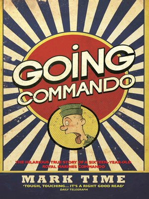 cover image of Going Commando