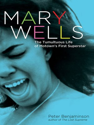 cover image of Mary Wells