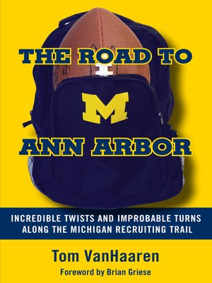 cover image of The Road to Ann Arbor