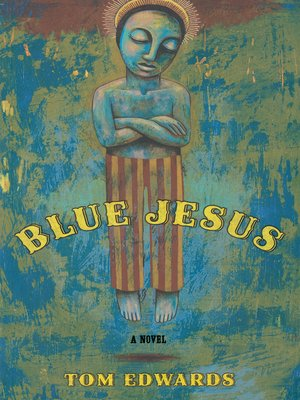cover image of Blue Jesus