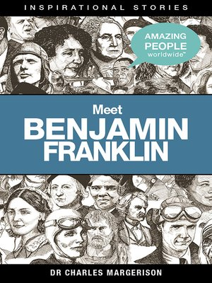 cover image of Meet Benjamin Franklin