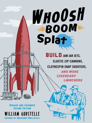 cover image of Whoosh Boom Splat