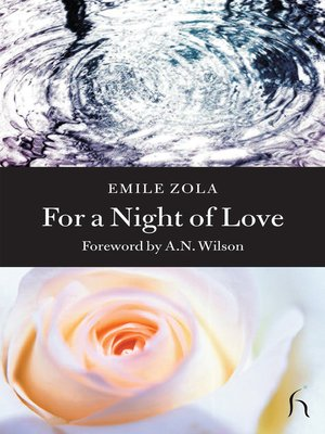 cover image of For a Night of Love