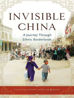 cover image of Invisible China