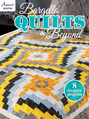 cover image of Bargello Quilts & Beyond