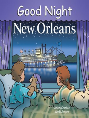 cover image of Good Night New Orleans