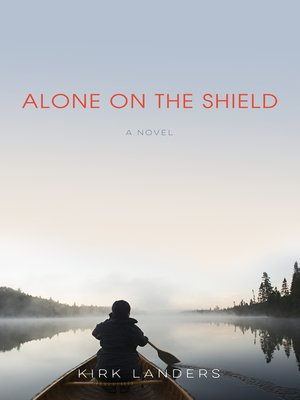cover image of Alone on the Shield