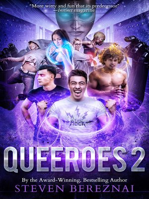 cover image of Queeroes 2