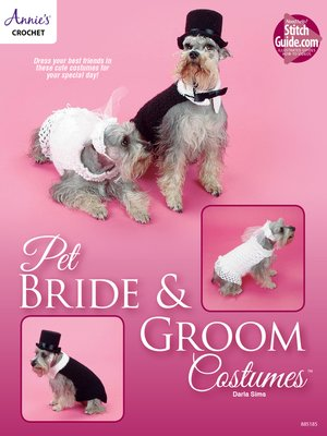 cover image of Pet Bride & Groom Costumes
