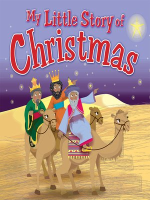 cover image of My Little Story of Christmas