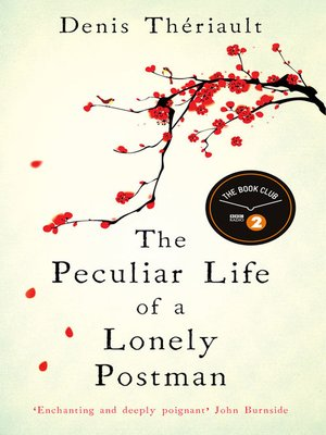 cover image of The Peculiar Life of a Lonely Postman