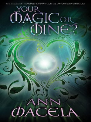 cover image of Your Magic or Mine?