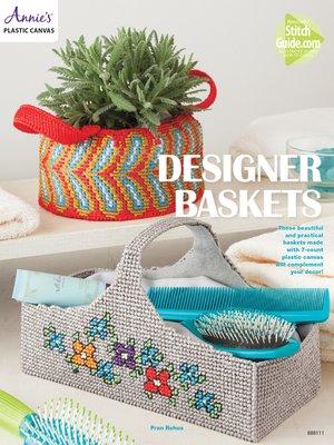 cover image of Designer Baskets