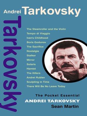 cover image of Andrei Tarkovsky