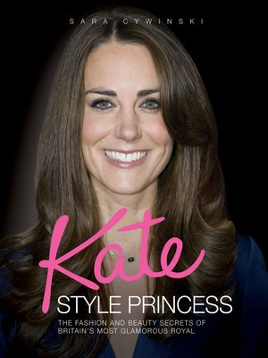 cover image of Kate:  Style Princess