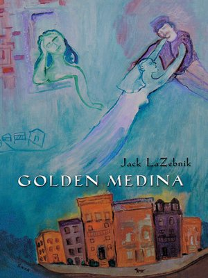 cover image of Golden Medina