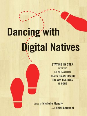 cover image of Dancing with Digital Natives