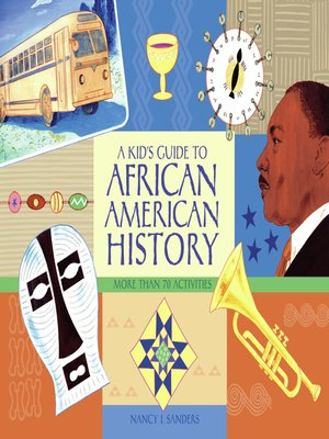 cover image of A Kid's Guide to African American History