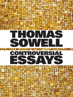 cover image of Controversial Essays