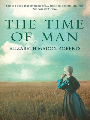 cover image of The Time of Man