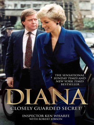 cover image of Diana, Closely Guarded Secret
