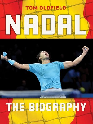 cover image of Nadal--The Biography