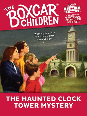 cover image of The Haunted Clock Tower Mystery