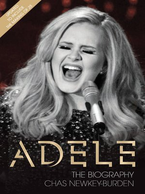 cover image of Adele--The Biography