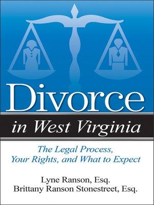 cover image of Divorce in West Virginia