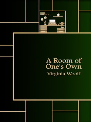 cover image of A Room of One's Own (Hero Classics)