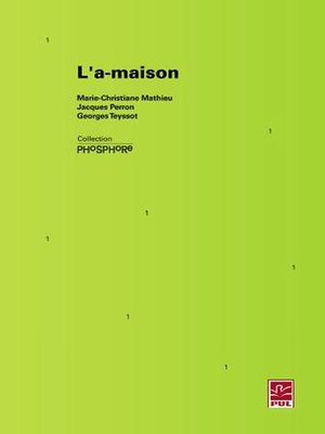 cover image of L'A-maison