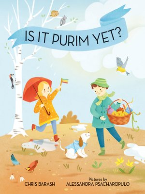 cover image of Is It Purim Yet?