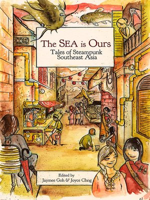 cover image of The Sea Is Ours