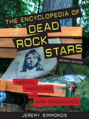 cover image of The Encyclopedia of Dead Rock Stars