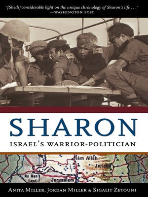 cover image of Sharon
