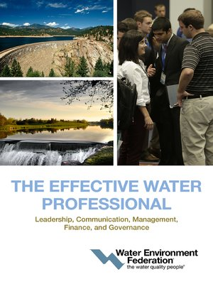cover image of The Effective Water Professional