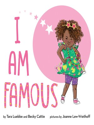 cover image of I Am Famous