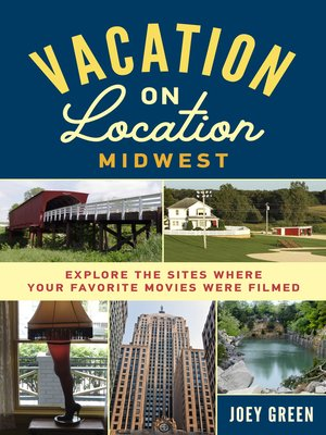 cover image of Vacation on Location, Midwest