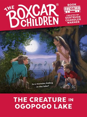 cover image of The Creature in Ogopogo Lake
