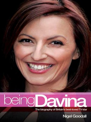 cover image of Being Davina