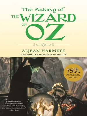 cover image of The Making of the Wizard of Oz