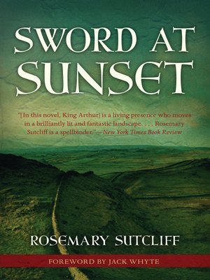 cover image of Sword at Sunset