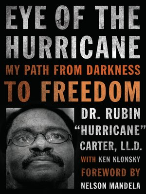 cover image of Eye of the Hurricane
